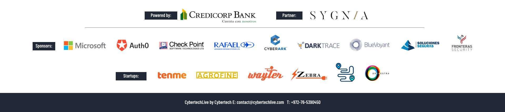 CybertechLive LATAM 2020