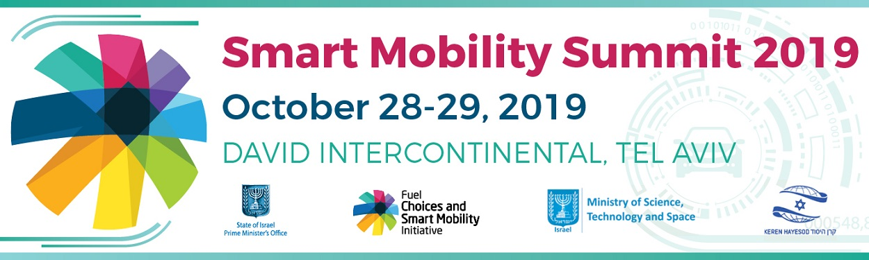 Smart Mobility Summit 2019