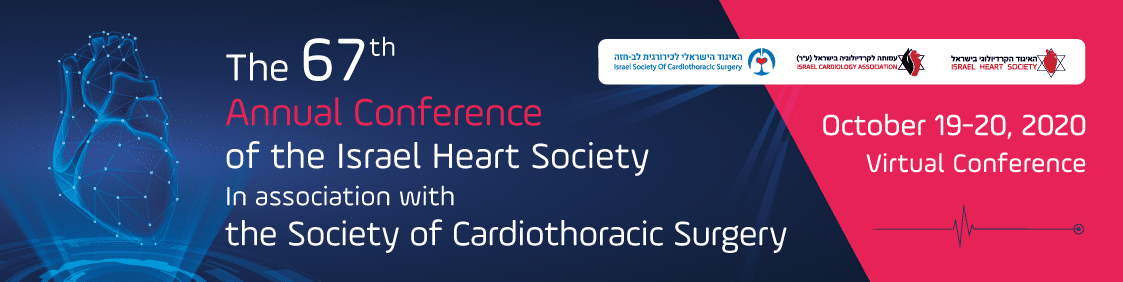 The 67th Annual Conference of the Israel Heart Society