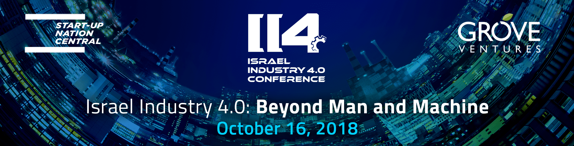 Israel Industry 4 Conference 2018