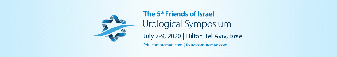 The 5th FOIU Tel Aviv Symposium 2020