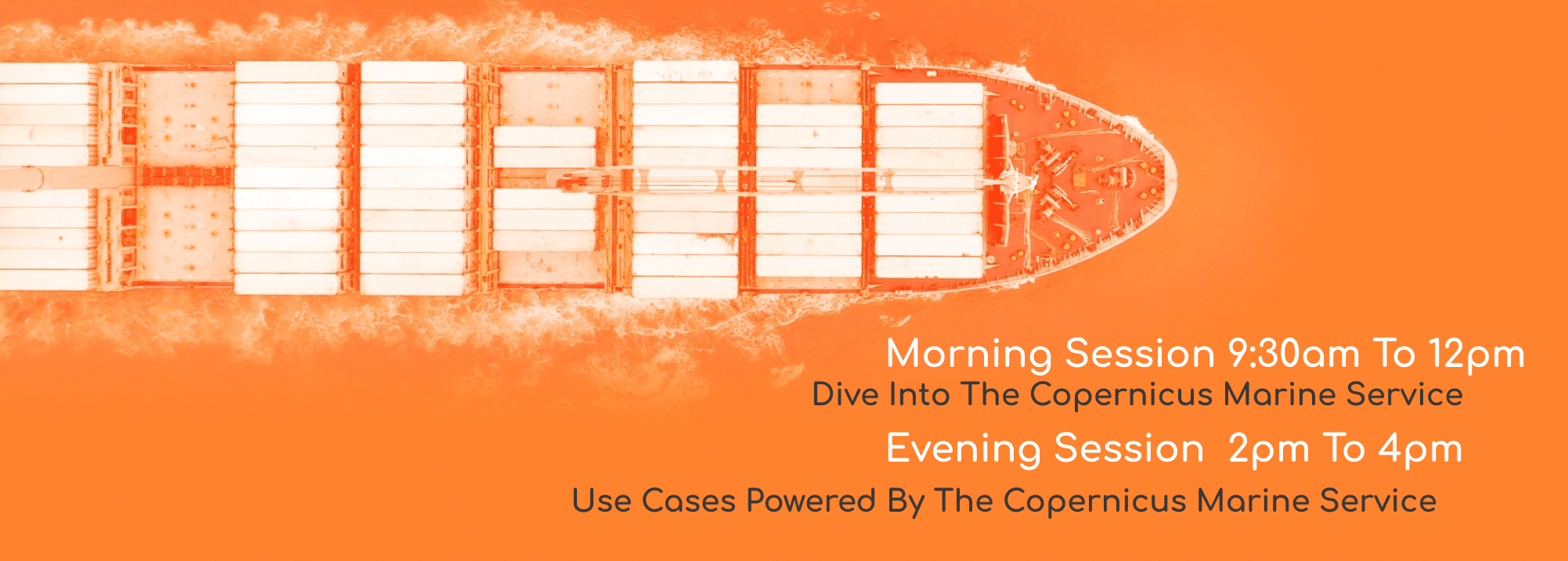 DATA DRIVEN INNOVATION IN MARITIME: Powered by the Copernicus Marine Service