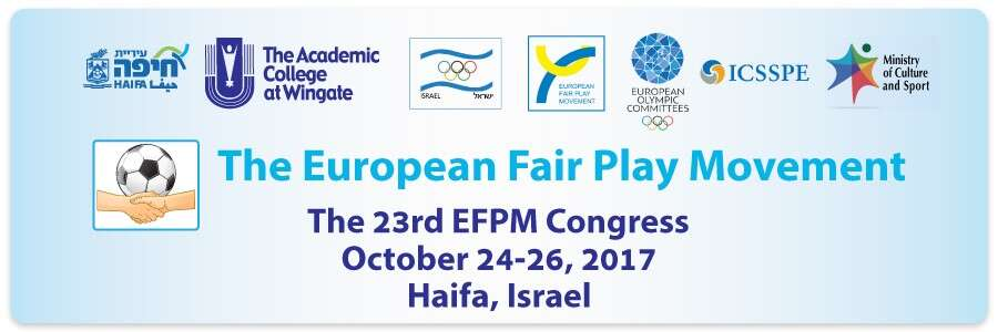 The 23rd The European Fair Play Movement Congress