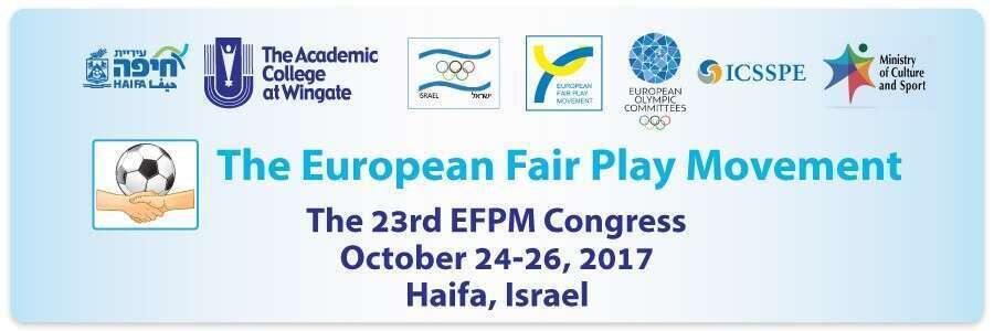 The 23rd The European Fair Play Movement Congress