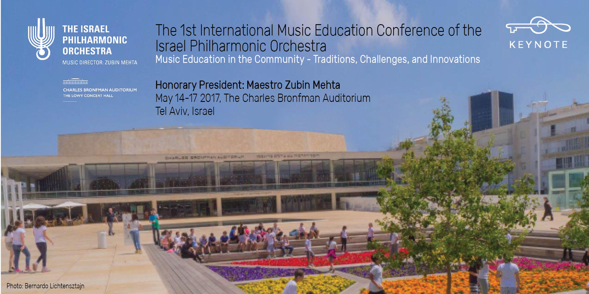The First International Music Education Conference of the Israel Philharmonic Orchestra