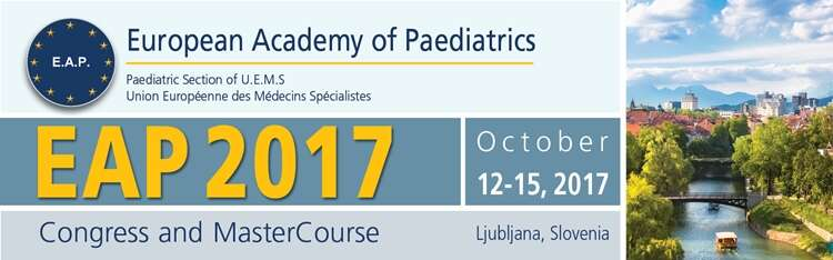 EAP 2017 Congress and MasterCourse, October 12-15, 2017, Ljubljana, Slovenia