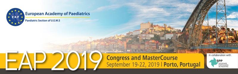 EAP 2019 Congress and MasterCourse