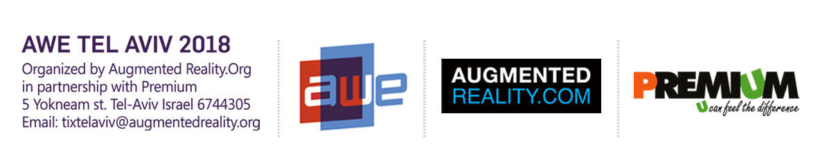 AWE Tel Aviv 2018 - World's #1 AR+VR Conference and Expo